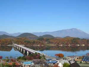 岩手山の雪 (2)
